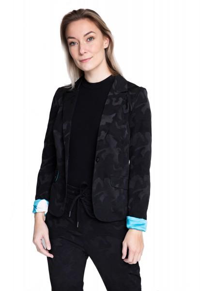 Zhrill Betsy N9305 Damen Blazer Jacke - camouflage