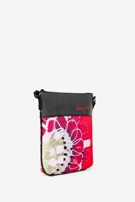 Desigual Poppy Flower Damen Umhängetasche