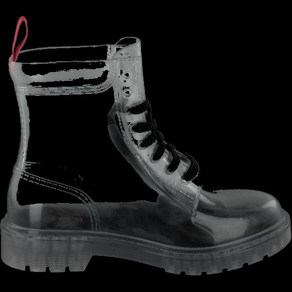 Gosch Sylt Shoes 7105-150-00 transparente Damen Schnürrer, Gummistiefel