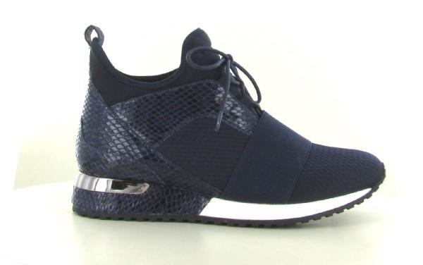 La Strada 1707151-4060 Damen Sneaker blau