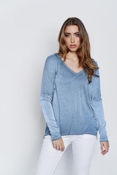 Cotton Candy Leda P201 T1-05 Damen Langarmshirt