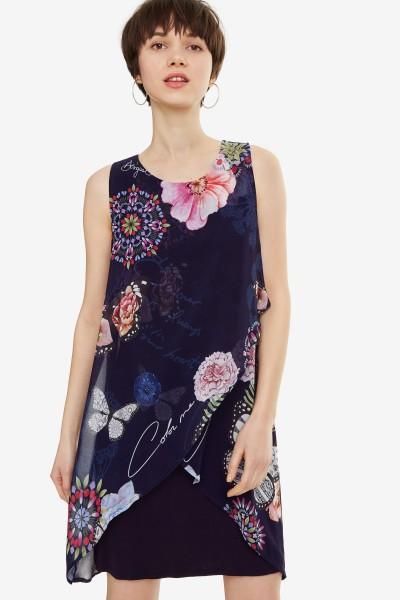 Desigual Salma Damen Kleid