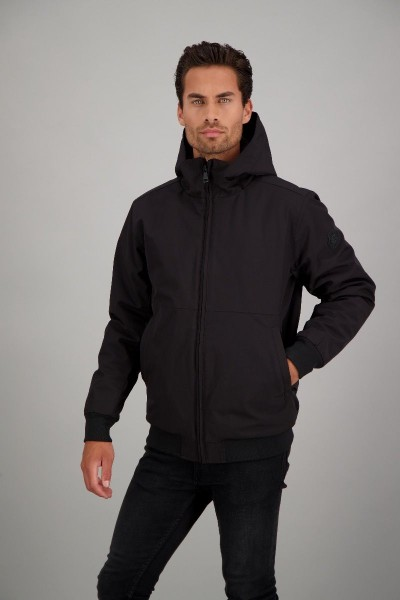 Airforce Padded Bomber Technical Softshell Herren Winterjacke