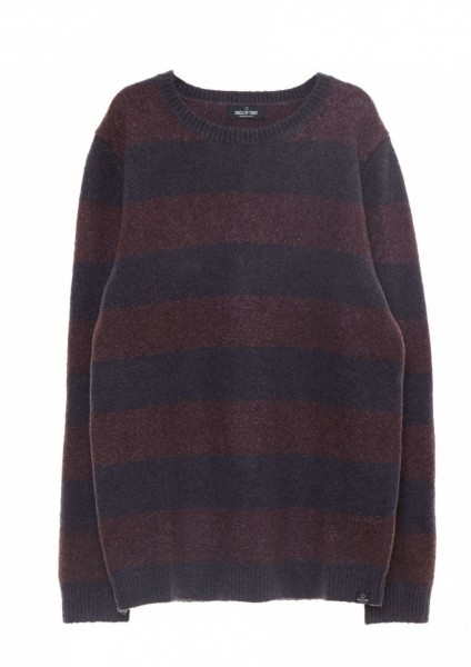 Circle of Trust Fleet Stripe Herren Pullover