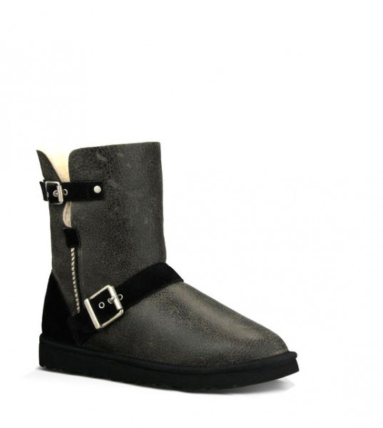 UGG Dylyn bomber jacked Damen Stiefel - chocolate