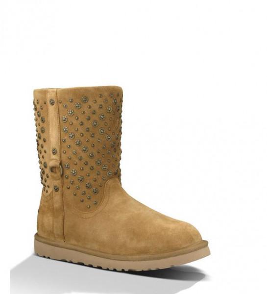 ugg eliott damen stiefel mit nieten stiefel boots. Black Bedroom Furniture Sets. Home Design Ideas