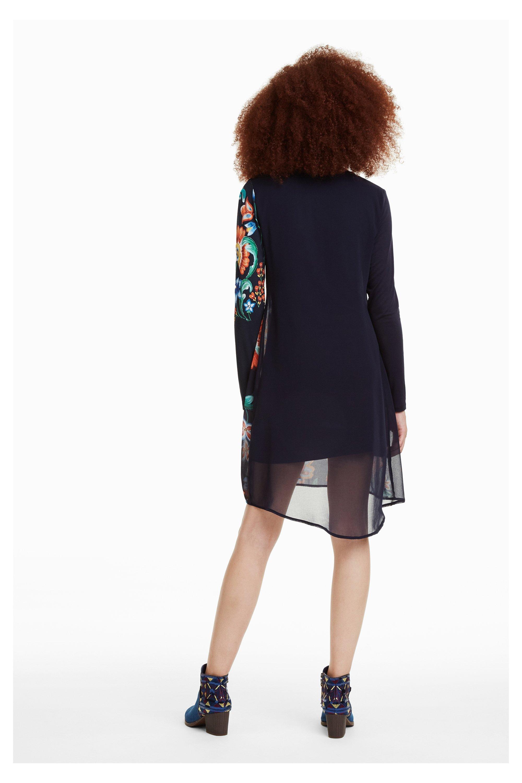 Desigual Utha Damen Kleid - schwarz | Kleider | Bekleidung ...