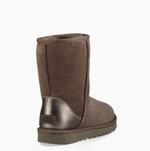 UGG Classic Short II Metalic Damen Stiefel