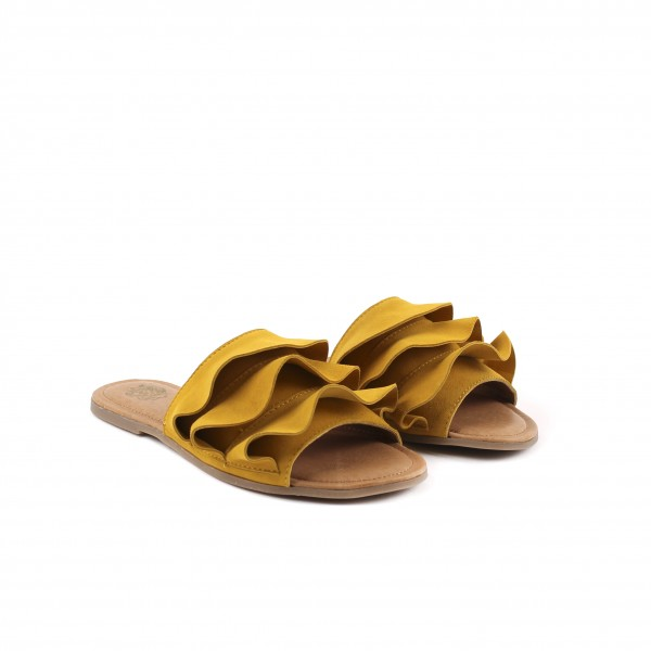 Apple of Eden Shelby Damen Sandale, Slipper