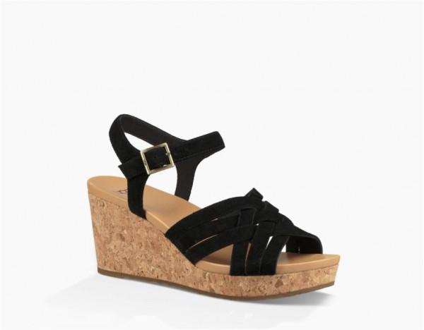 UGG Uma Damen Keil Sandale