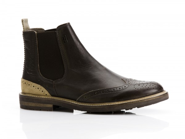 Camp David Chelsea Boot im Budapester Look