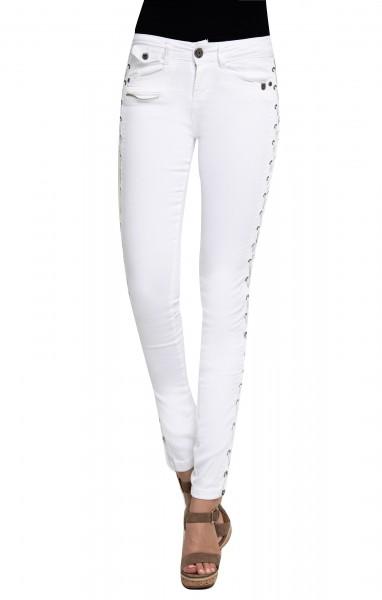 Zhrill Mia Lace W141 Damen Jeans