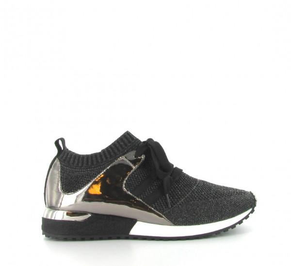 La Strada 1806936-4501 Damen Sneaker mit Metalic