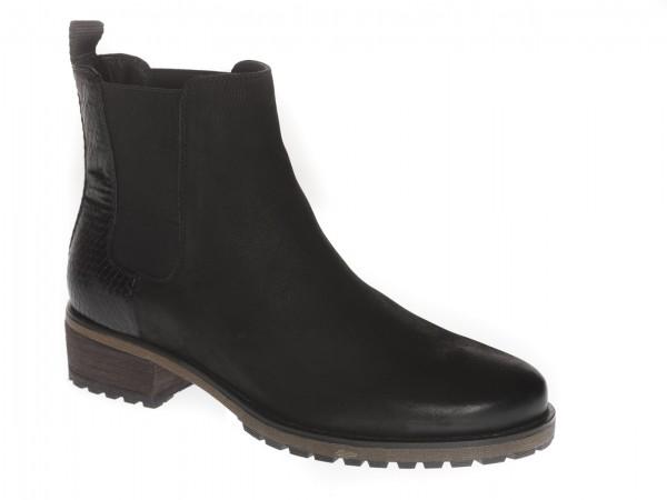 SPM Maggy Damen Chelsea Boot - schwarz