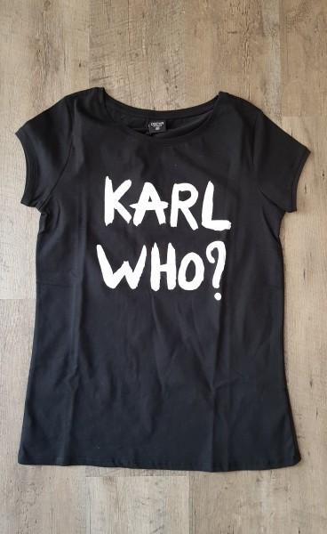 DSCVR Damen Shirt Karl Who
